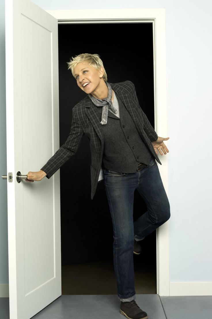 Ellen - The Trailblazer