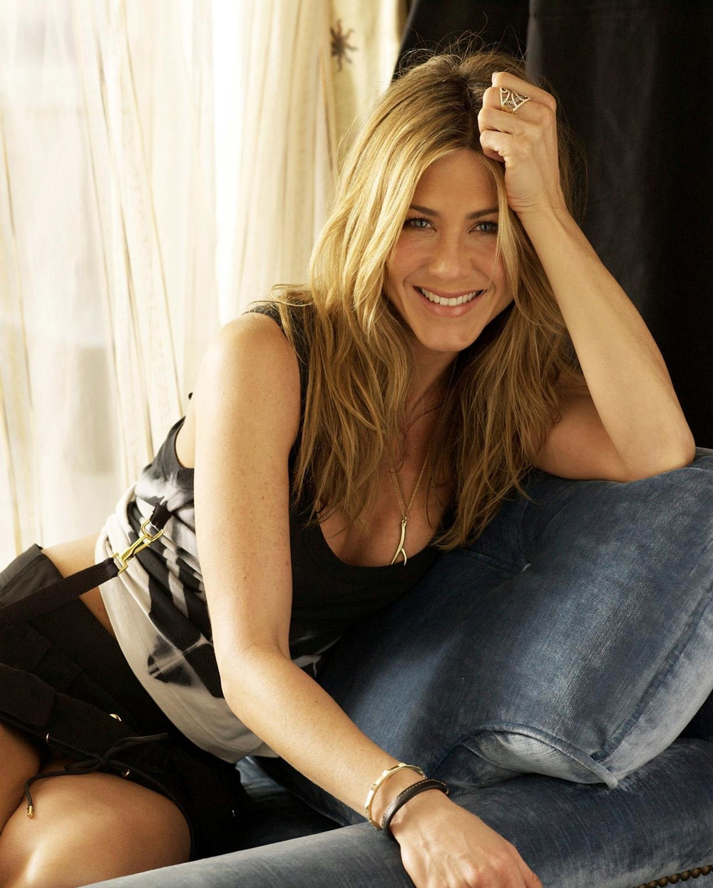 Jennifer Aniston The Venus Experiment