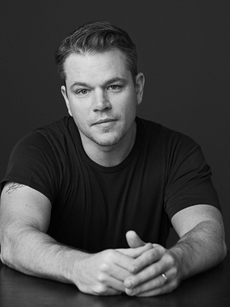 Matt Damon - Mars in Virgo