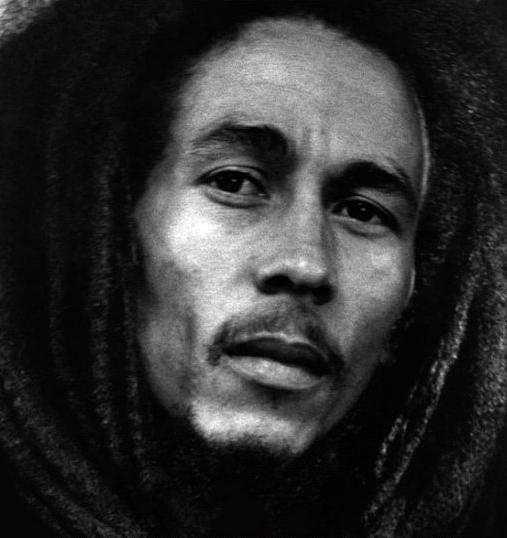 Bob Marley - Sun in Aquarius