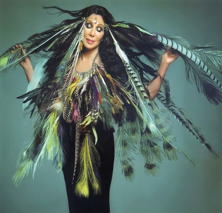 Cher - Mercury in Taurus