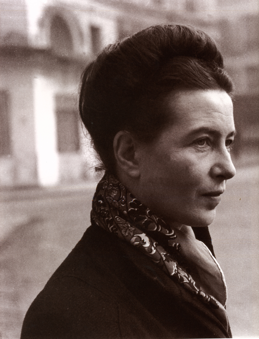 Simone de Beauvoir - Mercury in Capricorn