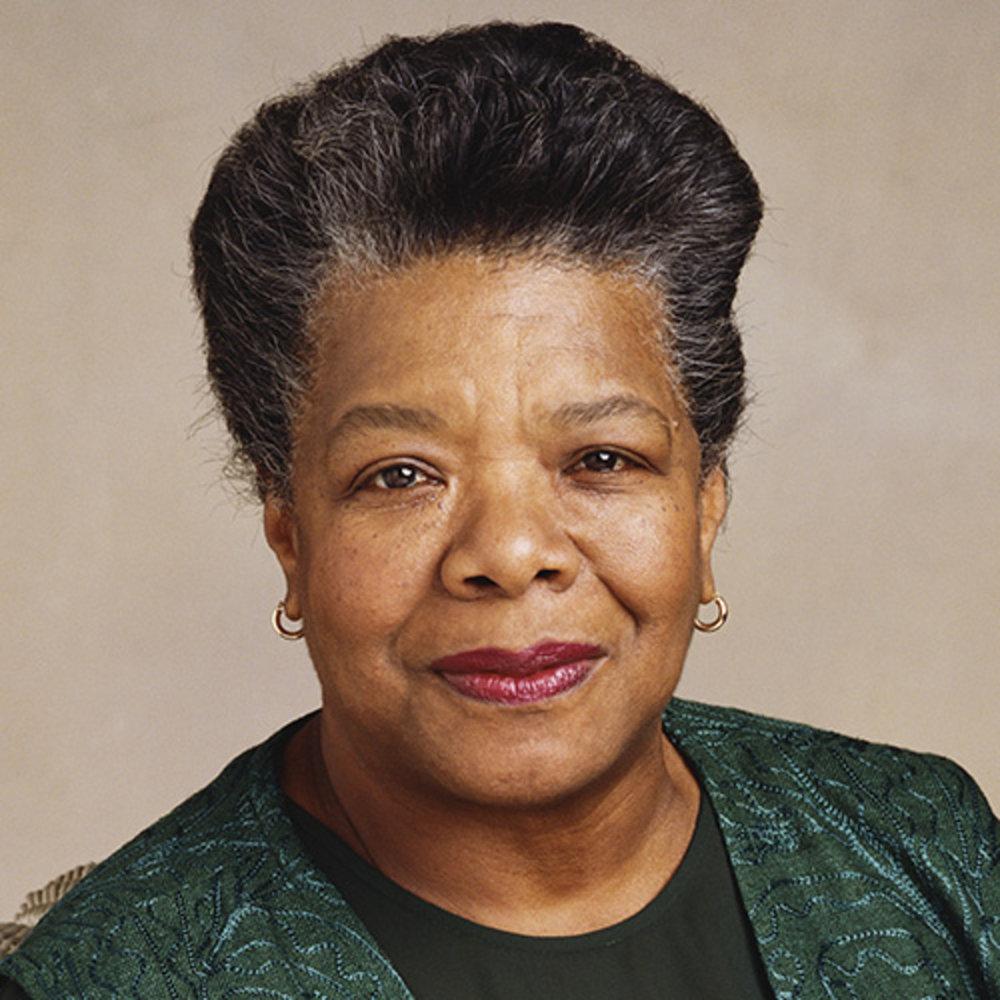 Maya Angelou - Mercury in Pisces