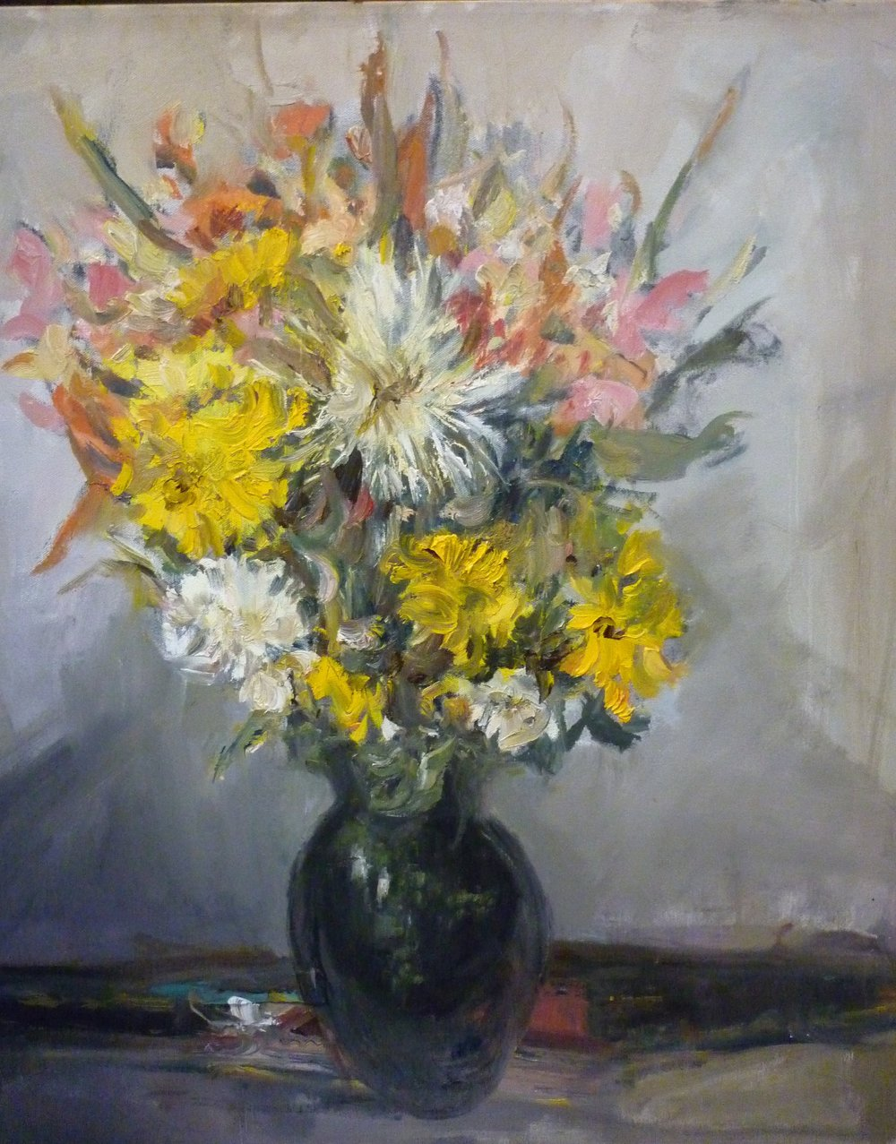 MultiFlowers  by Leonard Brooks