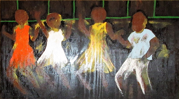 Juke Joint  by Carolyn Norris