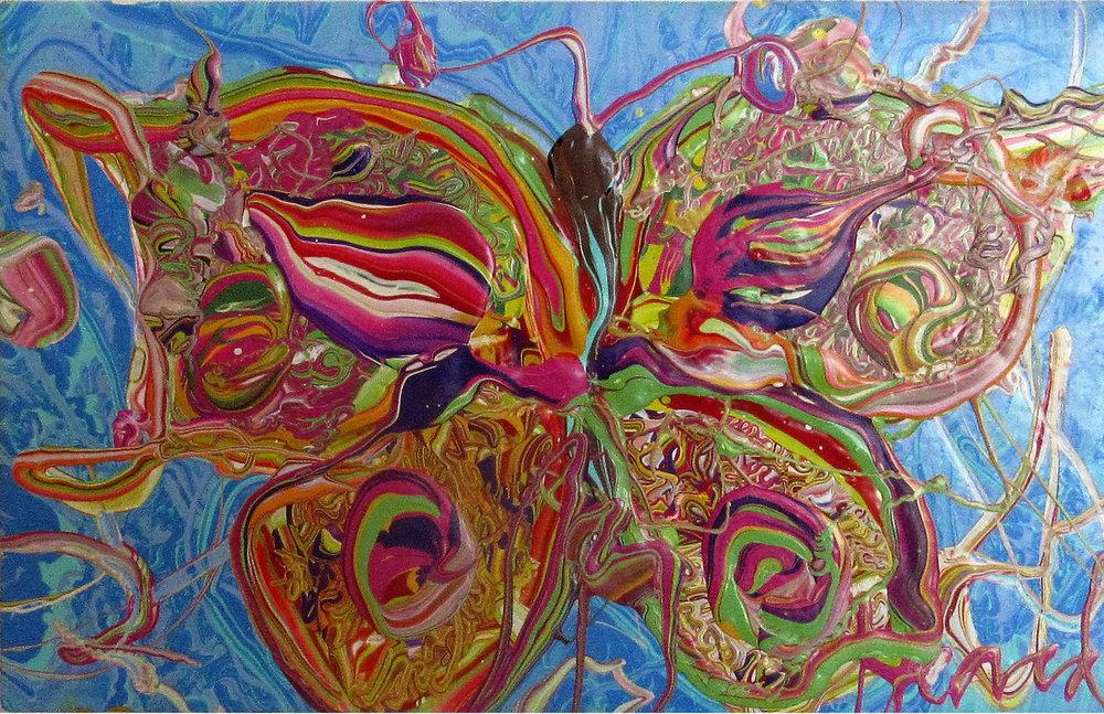 Little Butterfly by William Heard