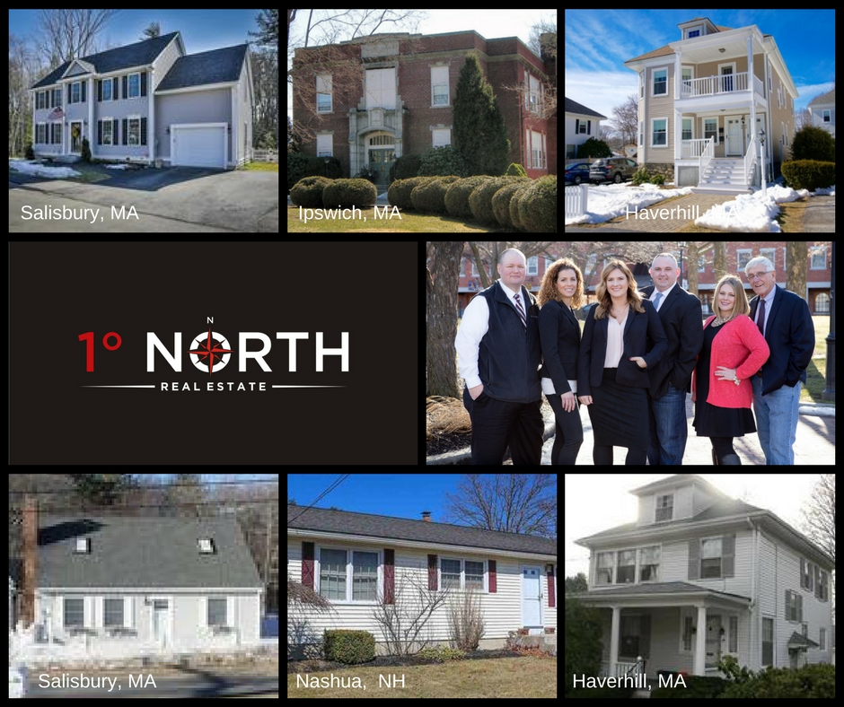 Our Full Service Team is Ready to Help you Make Your Move!  978.225.0444  hello@1northhomes.com
