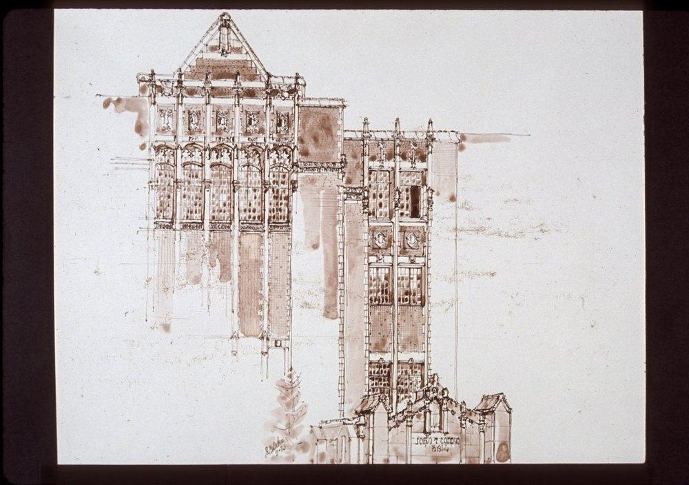 ARCHITECTURE 1973 -