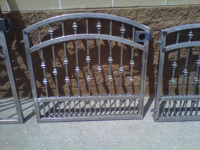 Wrought Iron Gates Titan Architectural Products Of Utah