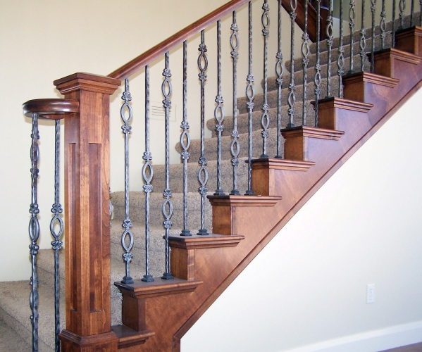 Forged Iron Balusters 2
