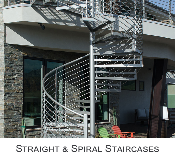Exterior Staircases