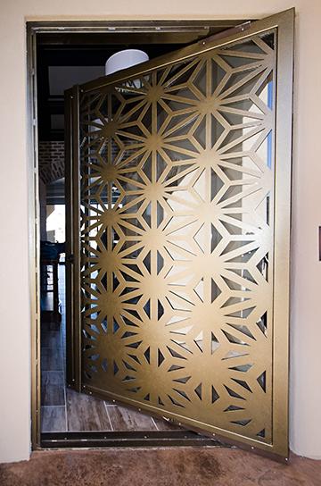 Designer perforated panel door.jpg