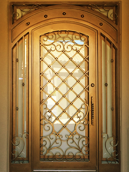 Geometric ornamental with arching transom and side light.jpg