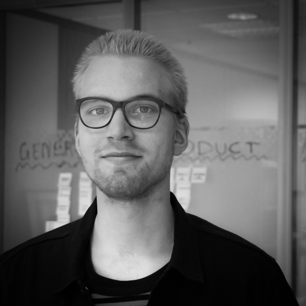 Ólafur Bjarki Bogsaon - CEO