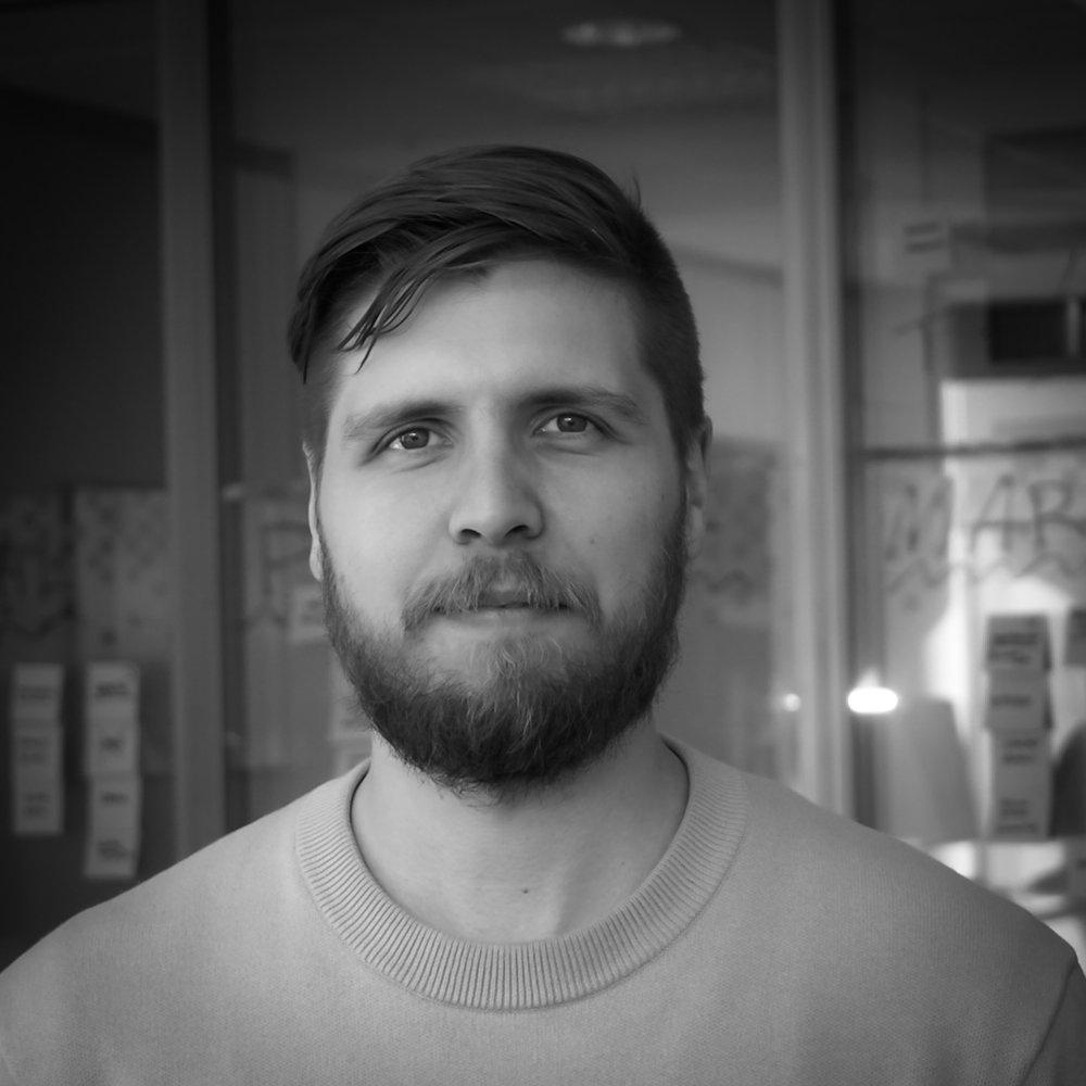 Jón Helgi Hólmgeirsson - CDO
