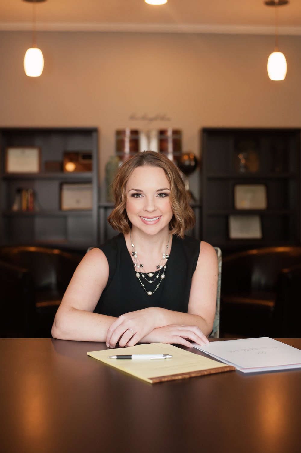 Jenna Houser from The Houser Law Firm, P.A. Located in Jacksonville, FL focuses exclusively on family law.