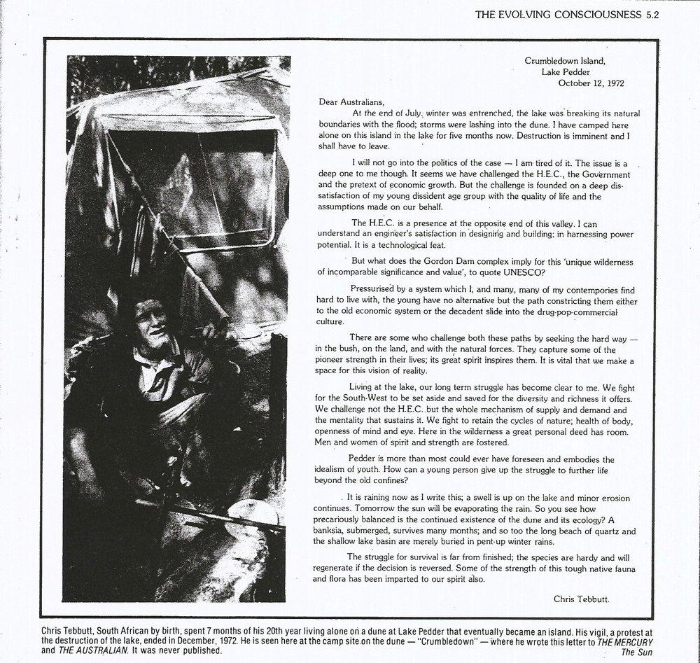 Macarena Perich, Tarkine (detail), 2018, 217 photocopies, photograph