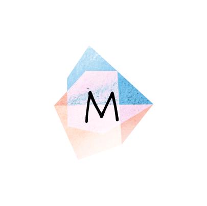 Final favicon and logo design for Instagram.