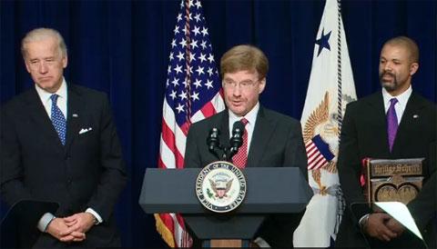 Ambassador David Huebner - Former American Ambassador to New Zealand