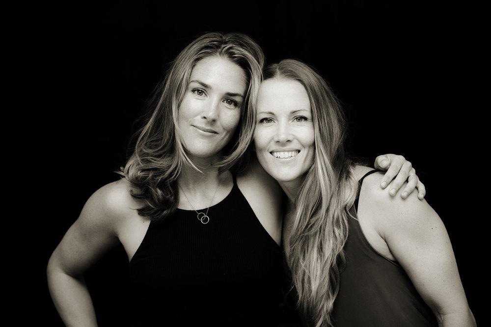 Laura & Lindsay Mensen