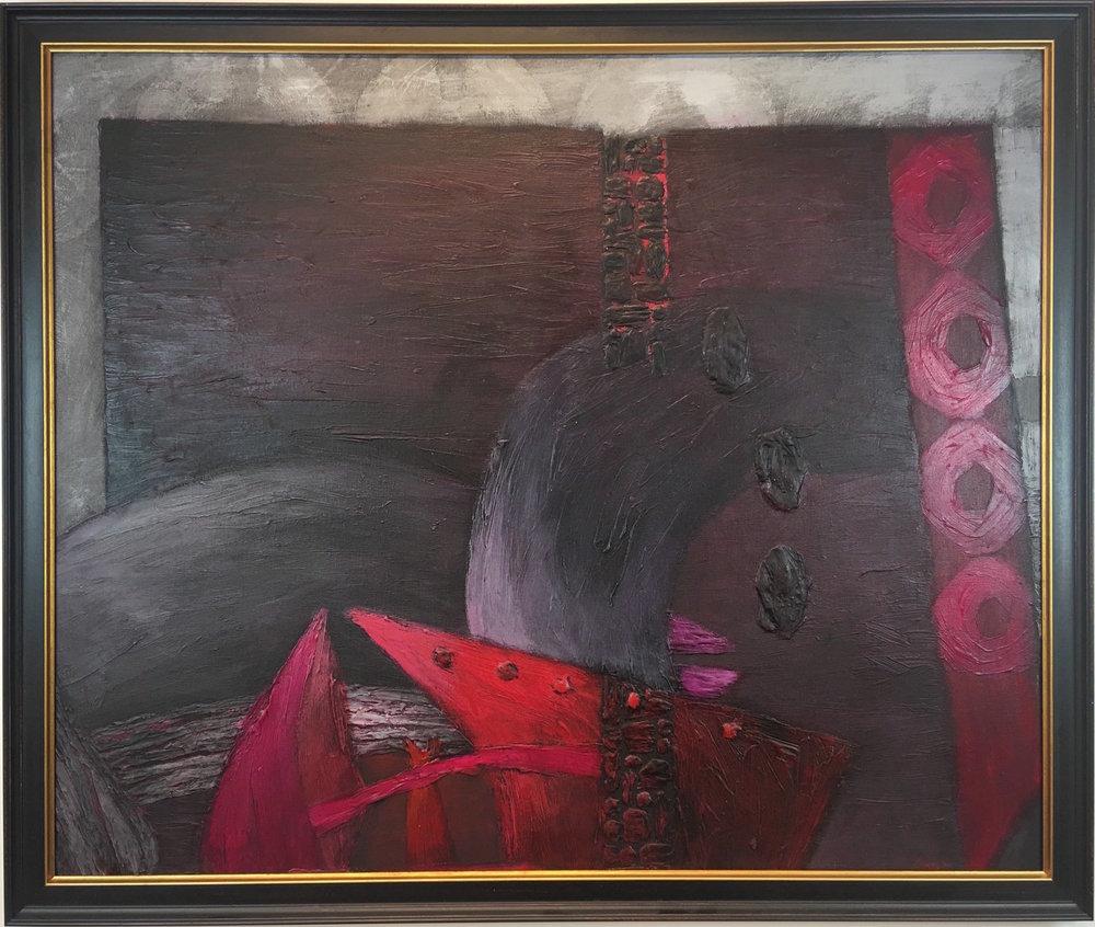 Mesa Ritual by Fernando de Szyszlo