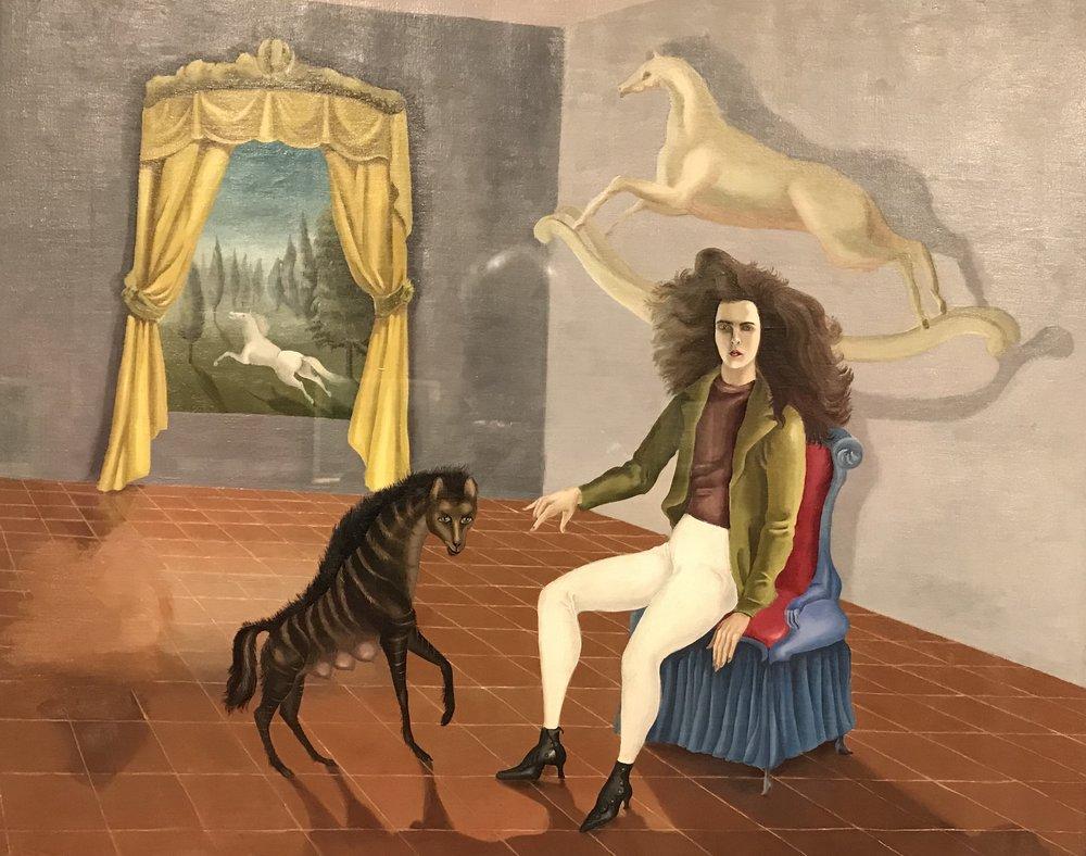 Leonora Carrington Cuentos Magico