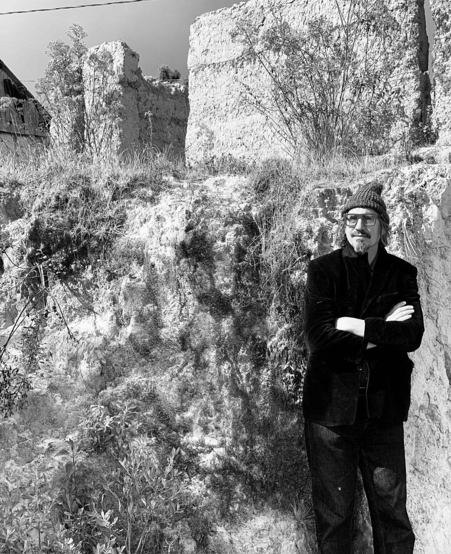 photograph of Guillermo Olguín