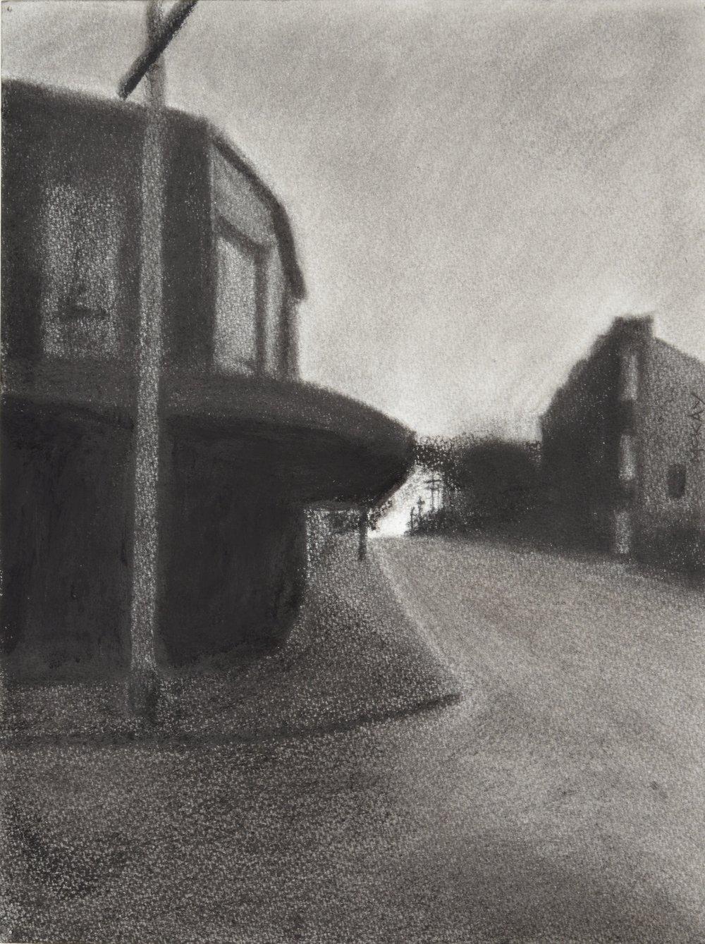 Montague Street (Overcast)