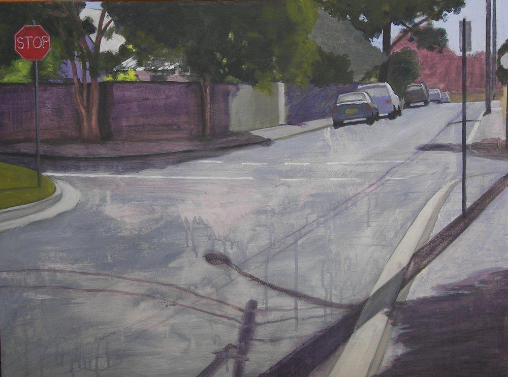 2012-008 Intersection 5 - Down D'Aram Street
