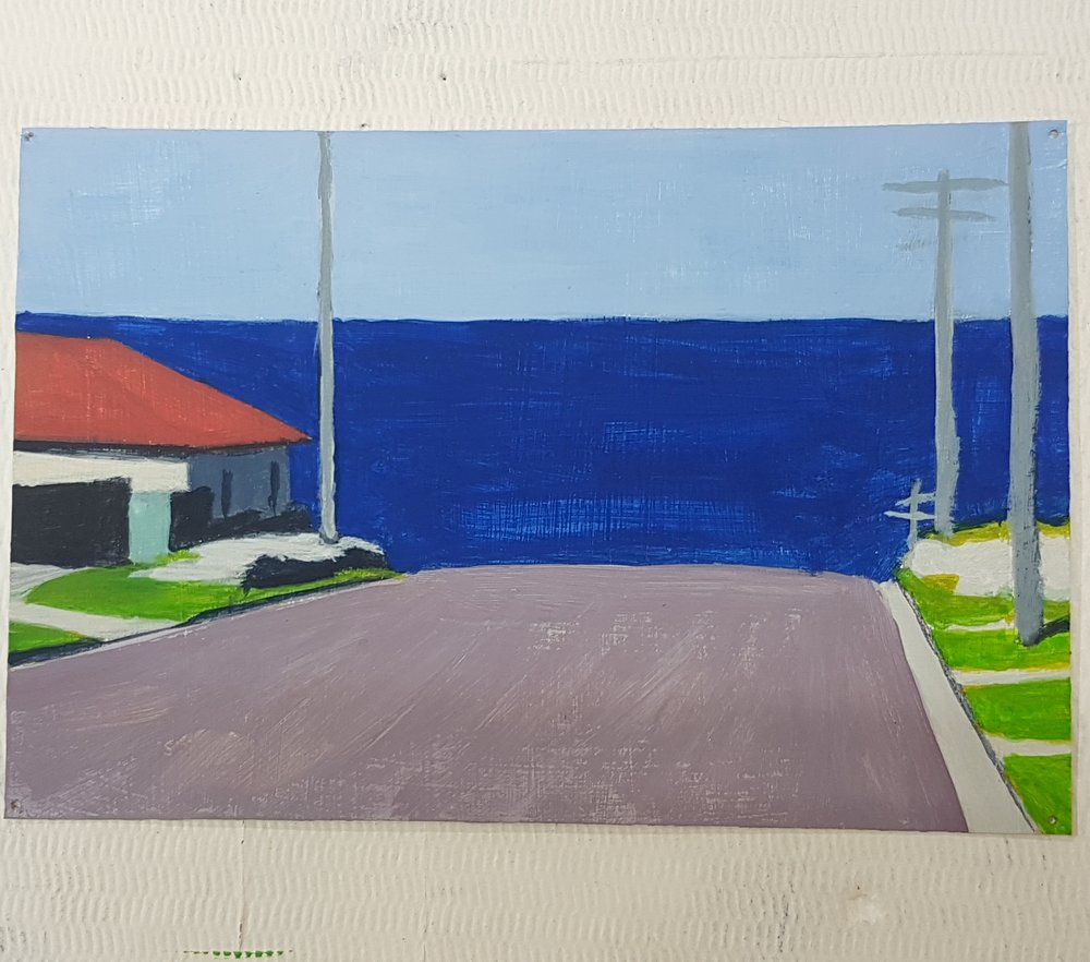 PC17 - Maroubra, Red Roof