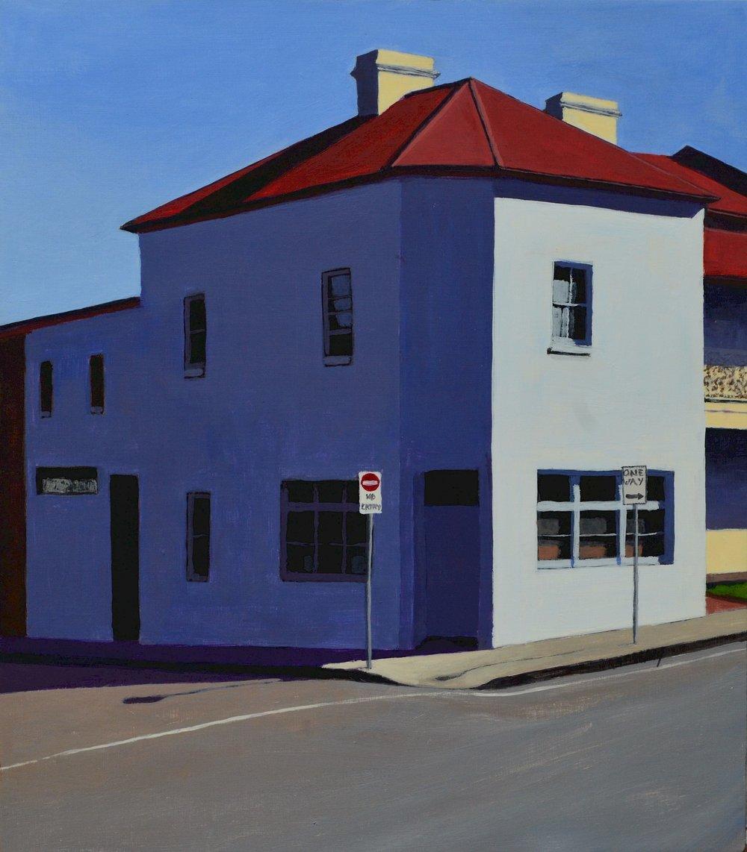 SOLD 2015-023 Blue Corner, Enmore