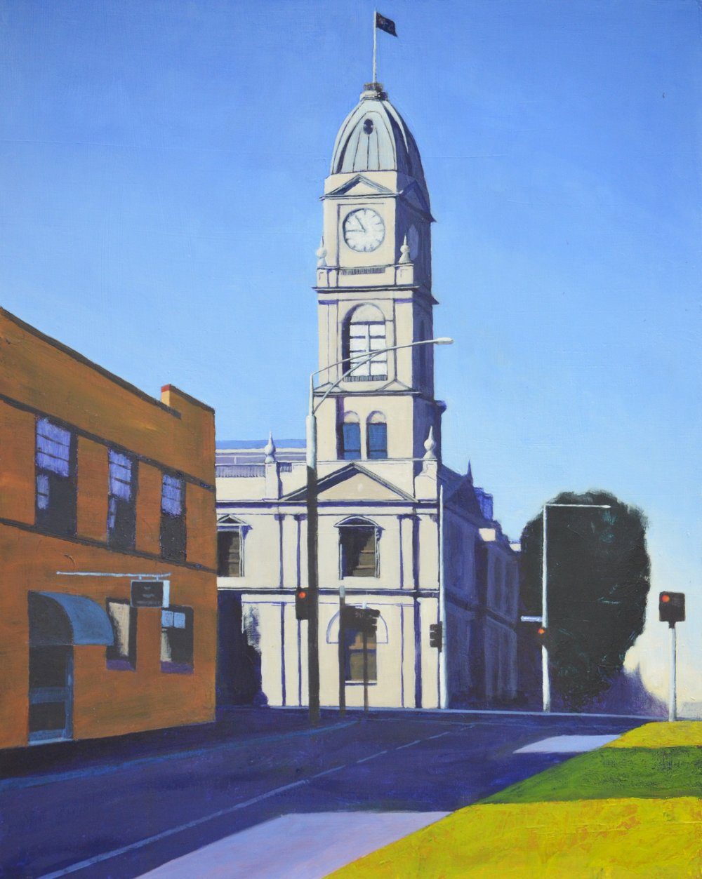 SOLD 2014-031 North Melbourne Town Hall