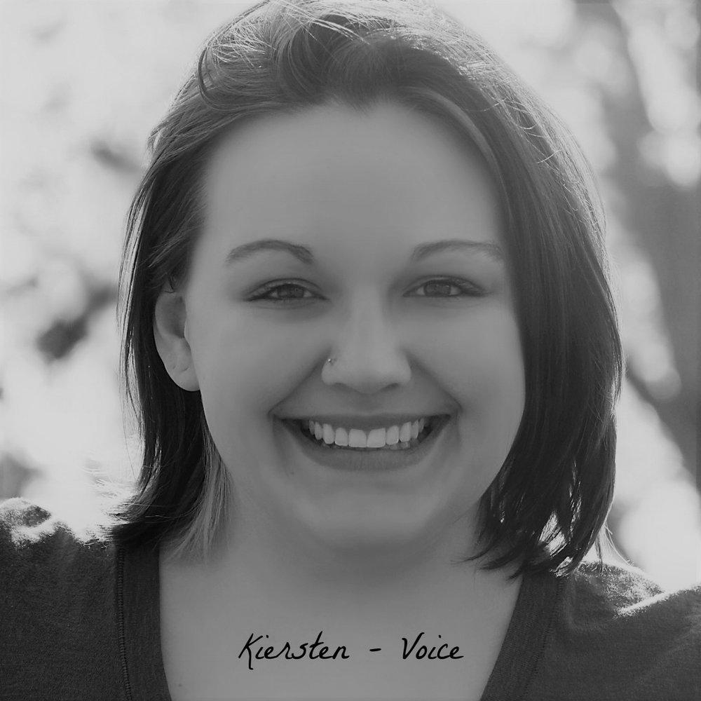 Kiersten - Voice