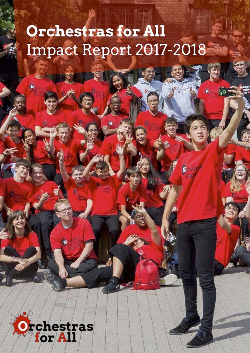 Impact Report 2017-2018