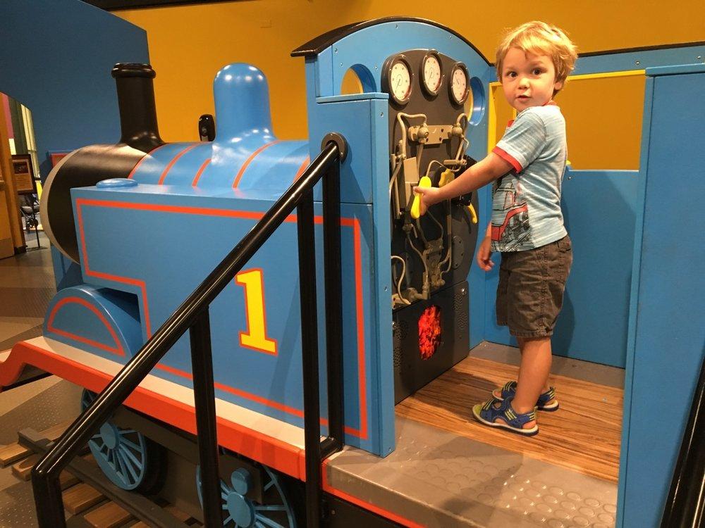 W35: Visiting Thomas