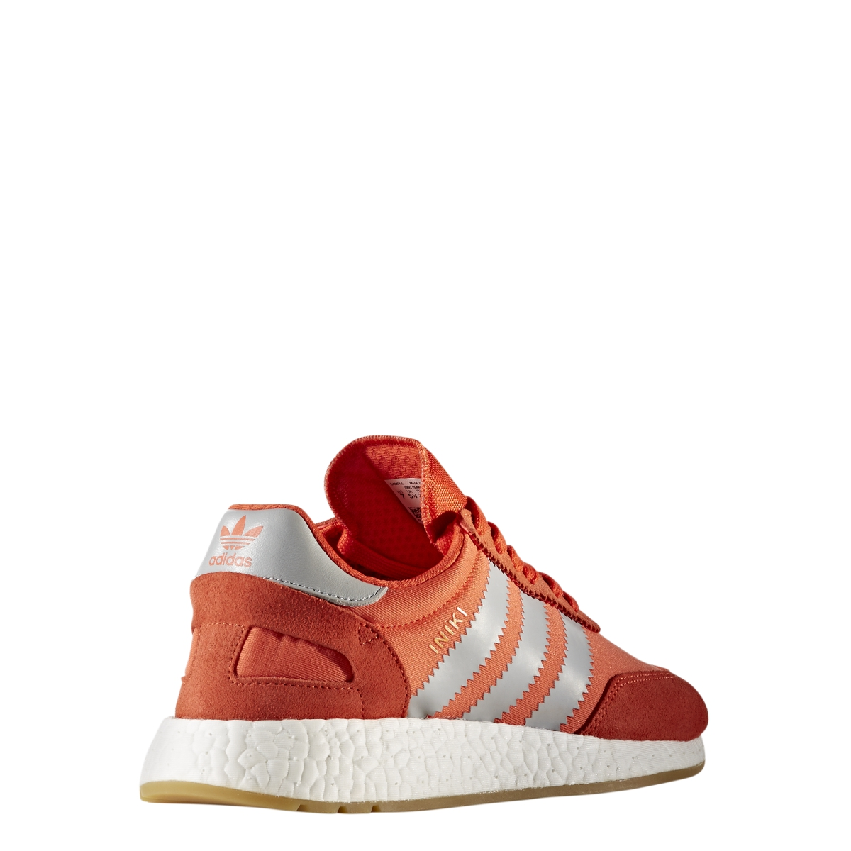save off 19483 ec7a1 Adidas Iniki Runner for Women in Energy (Orange)