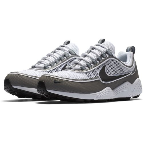f5295bbf77c7a Nike Air Zoom Spiridon in White Light Ash. 849776-101-PHCFH001.jpg