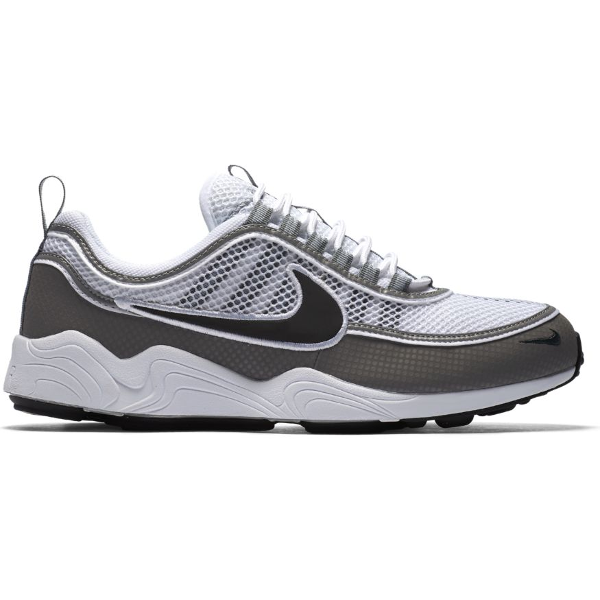 27963b379ae3 Nike Air Zoom Spiridon in White Light Ash — MAJOR