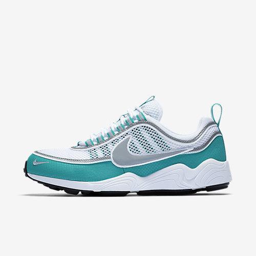755e9f589d57 Nike Air Zoom Spiridon in White Turbo Green. air-zoom-spiridon-mens-shoe.jpg