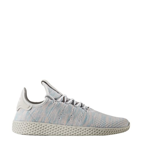 Adidas X Pharrell Williams Tennis Hu in Blue Pink Light Grey. BY2671.jpg c5bdbed61f
