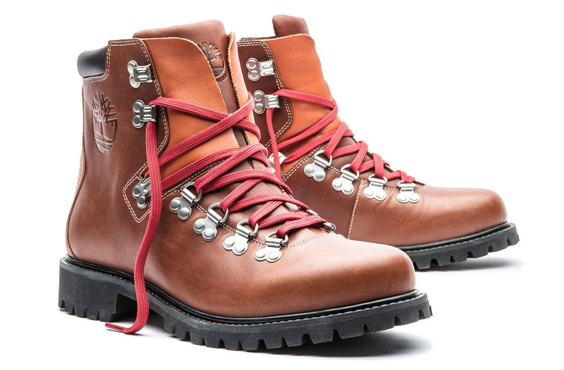 31babf301db Timberland 1978 Waterproof Hiking Boots in Rust/Claypot — MAJOR