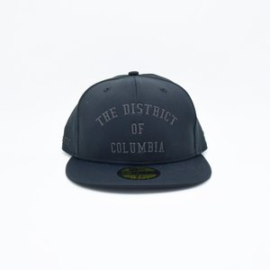 New Era x MAJOR The District of Columbia Gore-Tex 59Fifty Fitted in Black  ... eb56e68c73f5