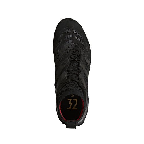 Adidas David Beckham Accelerator Ultraboost in Triple Black — MAJOR 5bf5c30e530c