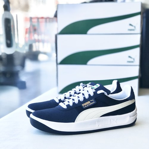 b0eb11595593 Puma California Vintage in Navy. IMG 8773 2.jpg