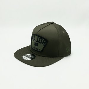 e92c6e1bad6 MAJOR x New Era Lab Series Flight Crew Strapback in Olive