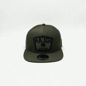 1886dbb2ec3 MAJOR x New Era Lab Series Flight Crew Strapback in Olive ...