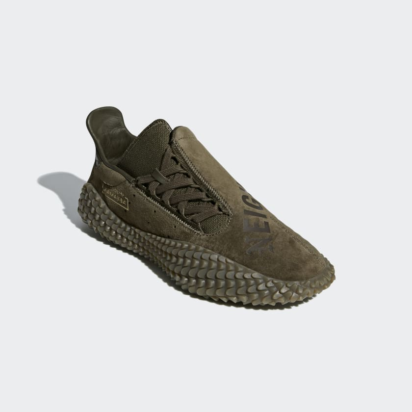 482ac9d72ec1cb Adidas x Neighborhood Kamanda 01 in Olive.  NEIGHBORHOOD Kamanda 01 Shoes Black B37340 01 standard.jpg