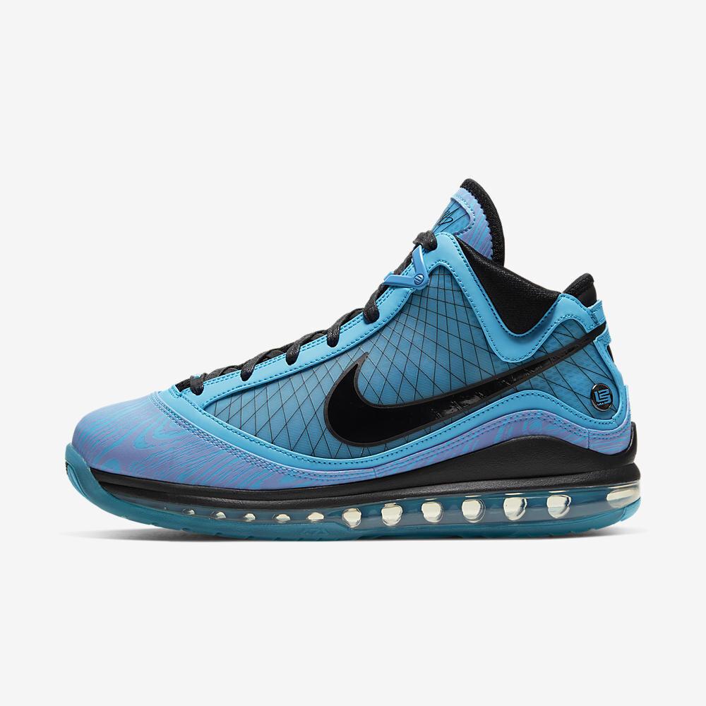 Nike Lebron 7 QS All Star in Chlorine