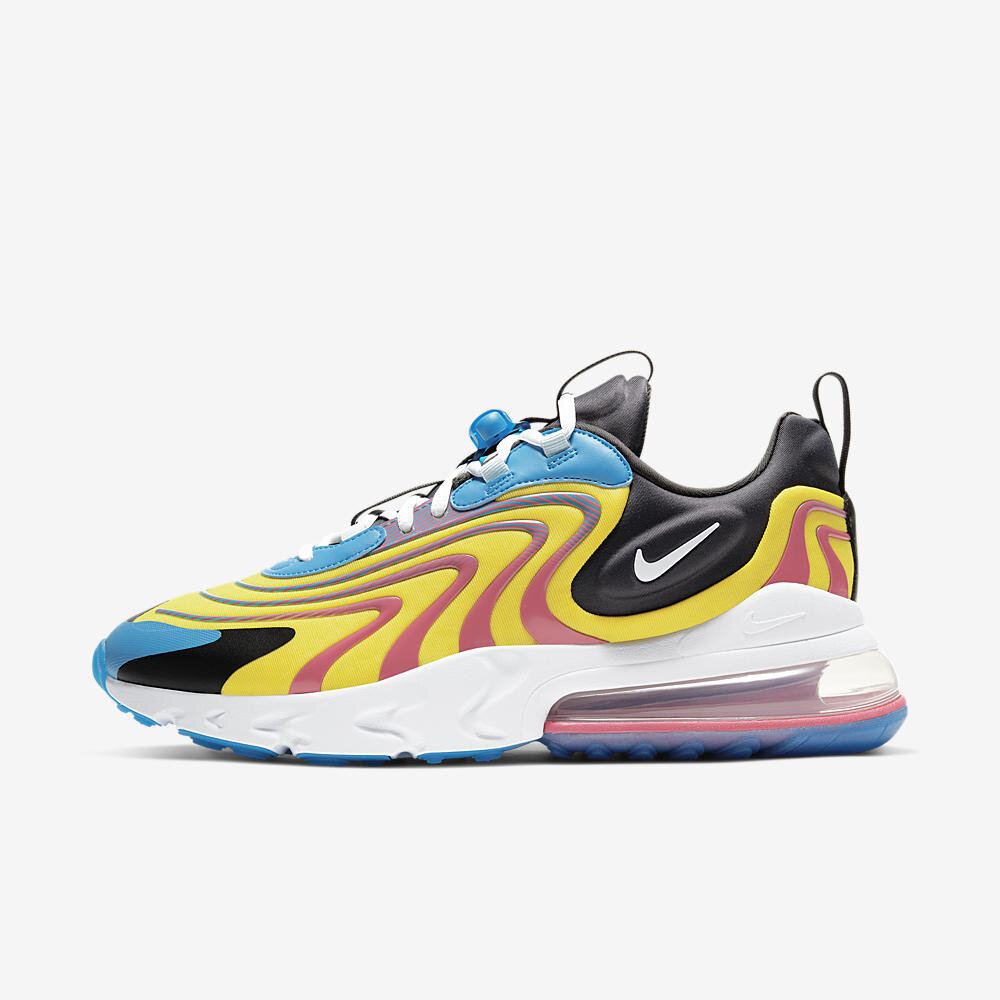 Nike Air Max 270 React Eng In Laser Blue Major