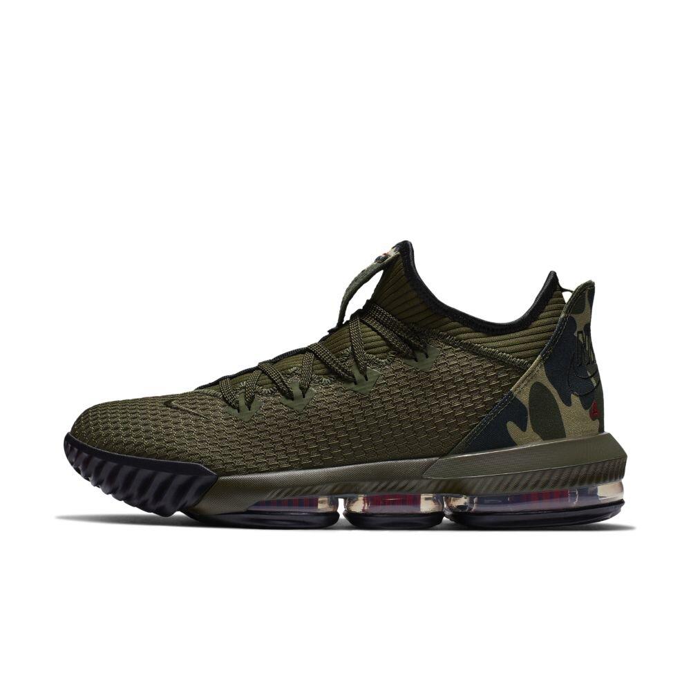 Nike Lebron 16 Low in Cargo Khaki — MAJOR